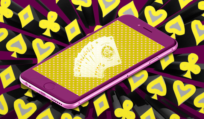 Mobilnoe Prilozhenie Dlya Pokera
