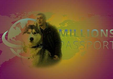 Ruslan Maystrenko Partypoker Millions Passport